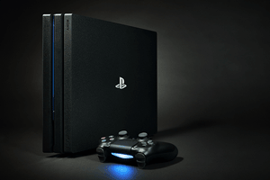 PS4の通信速度